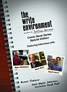 Watch fullmovie The Write Environment: The Comic Book Series by [Quad]