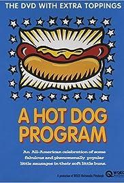 A Hot Dog Program Poster