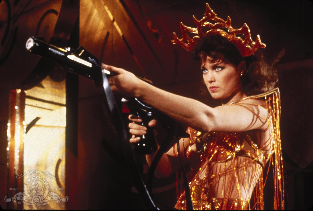 Melody Anderson in Flash Gordon (1980)