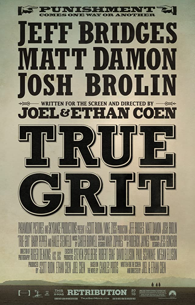 The brave / True Grit  Streaming VF