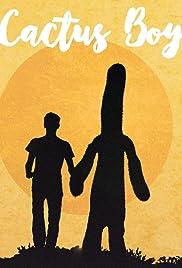 Cactus Boy Poster