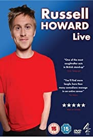 Russell Howard: Live Poster