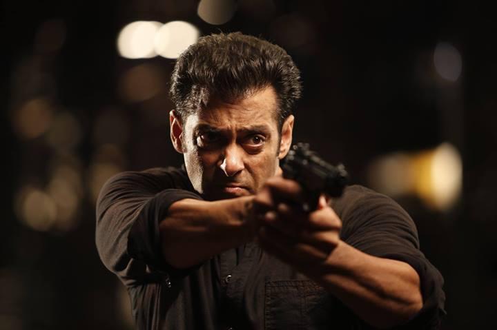 Salman Khan 2014 Body