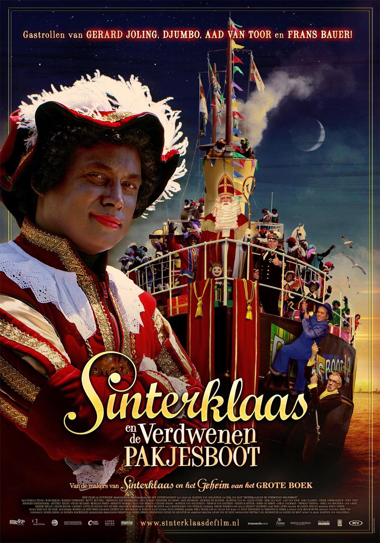Sinterklaas En De Verdwenen Pakjesboot 2009 Imdb