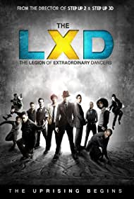 The LXD: The Uprising Begins (2010) Poster - Movie Forum, Cast, Reviews