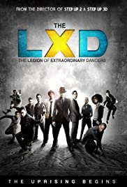 The LXD: The Uprising Begins Poster