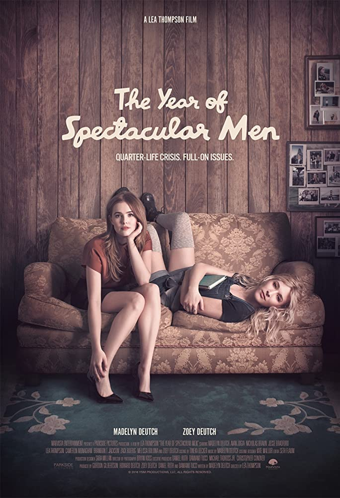 Zoey Deutch and Madelyn Deutch in The Year of Spectacular Men (2017)