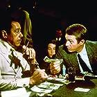 Steve McQueen and Cab Calloway in The Cincinnati Kid (1965)