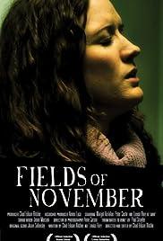 Fields of November Poster