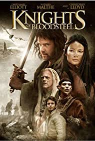 Knights of Bloodsteel (2009) Poster - TV Show Forum, Cast, Reviews