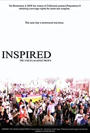 Inspired: The Voices Against Prop 8 Poster