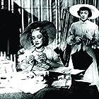 Marlene Dietrich and Jane Wyman in Stage Fright (1950)