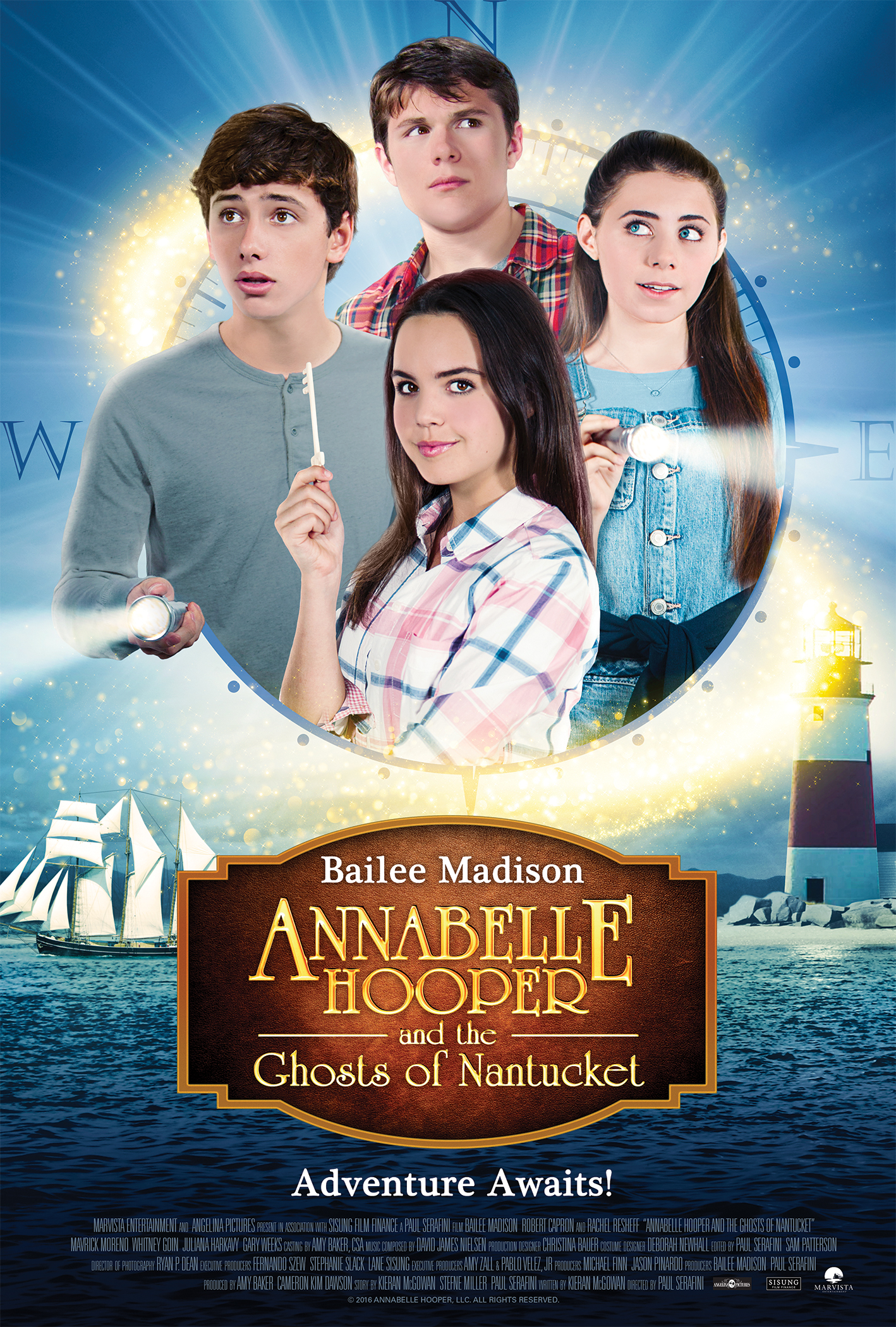 annabelle and the ghost of nantucket parents guide