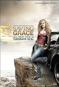 Holly Hunter in Saving Grace (2007)