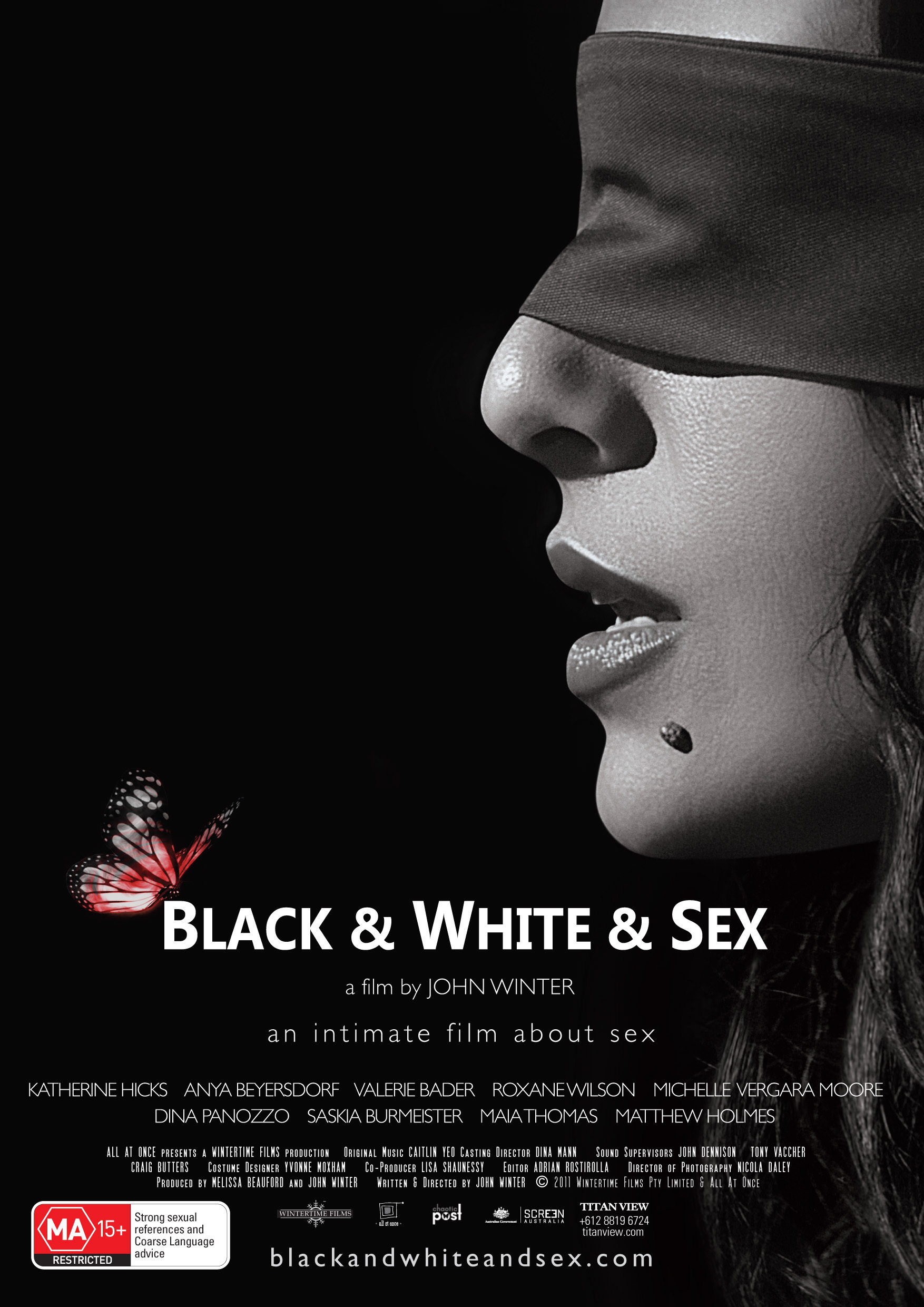 Black white sex 2012 imdb