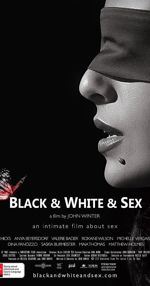 Black and white movie sex