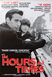 The Hours and Times(1991) Poster - Movie Forum, Cast, Reviews