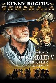 Mariska Hargitay, Dixie Carter, and Kenny Rogers in Gambler V: Playing for Keeps (1994)