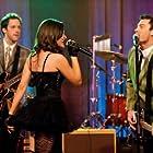 Briana Lane and Brian Austin Green in TBS' 'Wedding Band'