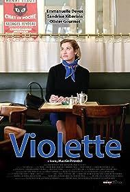 Emmanuelle Devos in Violette (2013)