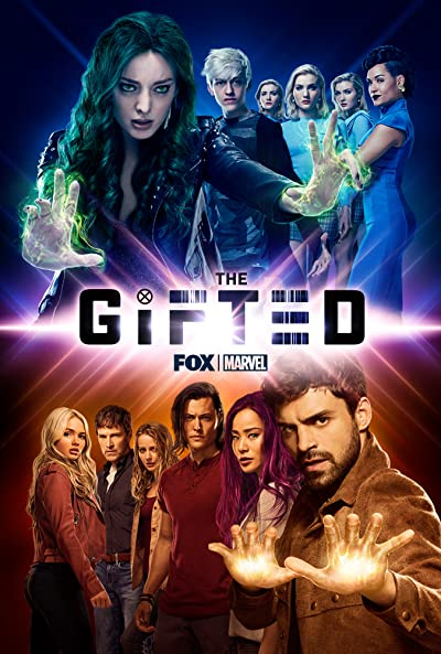 The Gifted Season 2 COMPLETE WEBRip 480p, 720p & 1080p
