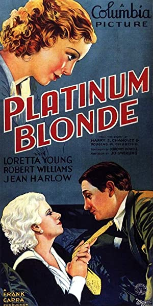 Platinum Blonde Poster Image