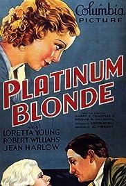 Platinum Blonde Poster