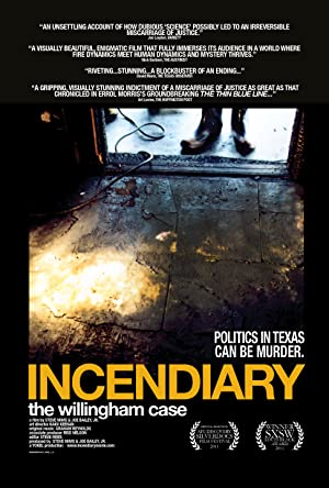 Where to stream Incendiary: The Willingham Case