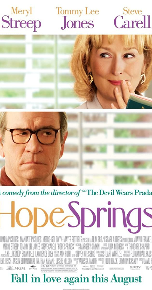 Subtitle of Hope Springs