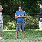 Robert De Niro, Dustin Hoffman, and Ben Stiller in Meet the Fockers (2004)