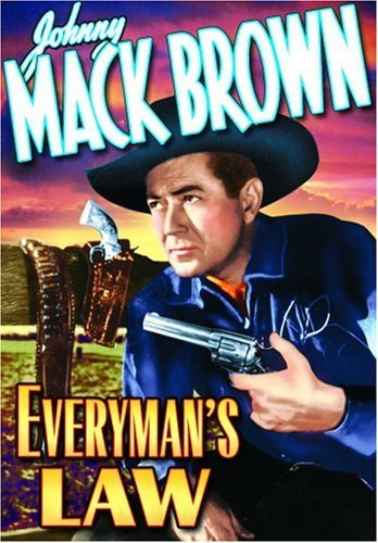 Johnny Mack Brown in Everyman's Law (1936)