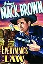 Everyman's Law (1936) Poster