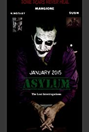Asylum: The Lost Interrogations Poster