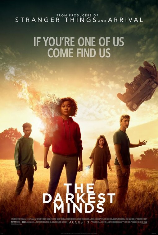 The Darkest Minds (2018) | From Producers Of Strangers Things & Arrival