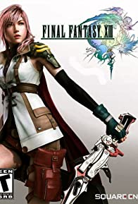 Primary photo for Final Fantasy XIII