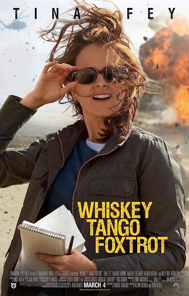 Tina Fey in Whiskey Tango Foxtrot (2016)