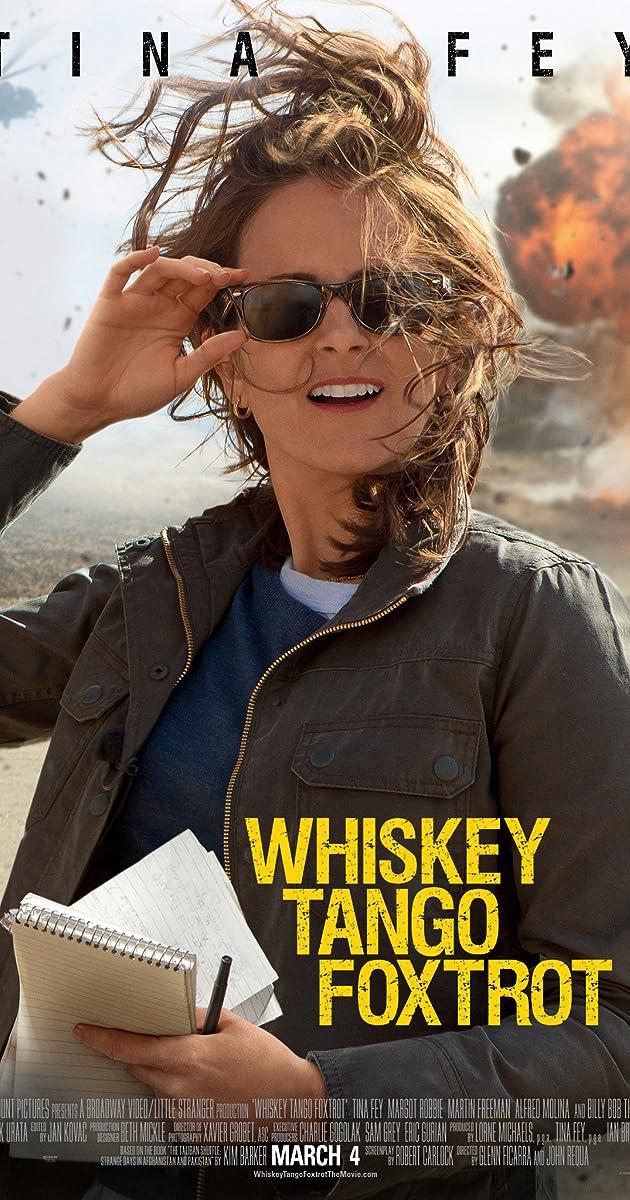 Whiskey Tango Foxtrot (2016) - IMDb