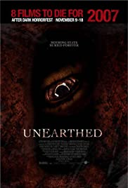 Unearthed Poster