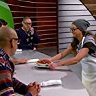 Eddie Huang, Yassir Lester, and Chrissy Teigen in Snack Off (2014)