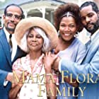 Queen Latifah, Cicely Tyson, Blair Underwood, and Mario Van Peebles in Mama Flora's Family (1998)