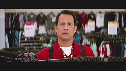 After losing his job, a middle-aged man (Tom Hanks) reinvents himself by going back to college.
