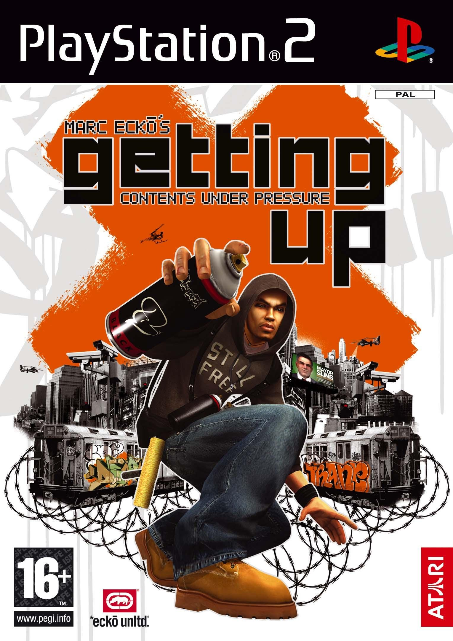 Getting up contents under pressure video game 2005 imdb