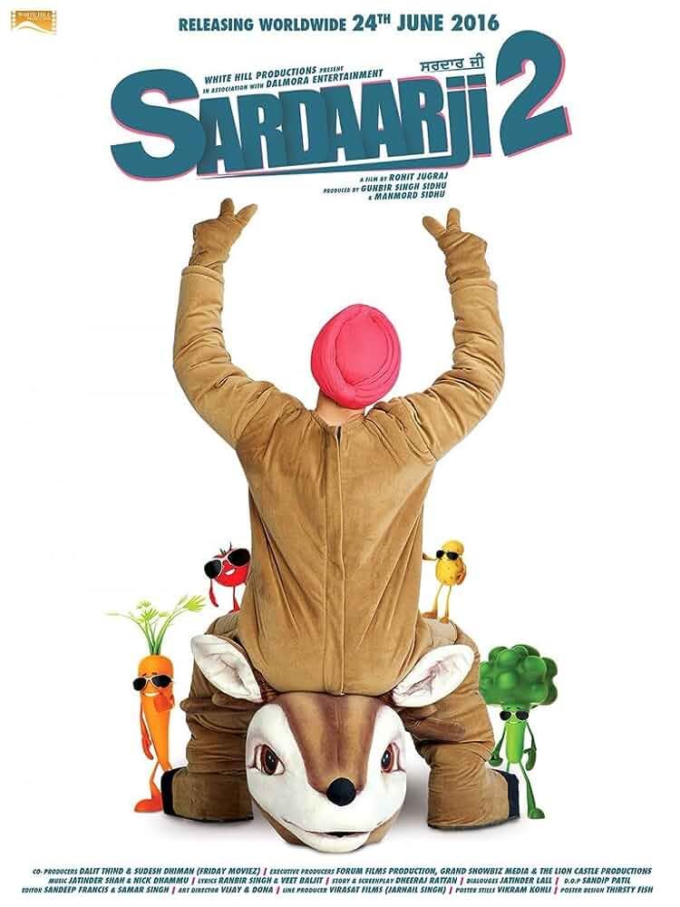 Sardaarji 2 (2016) centmovies.xyz