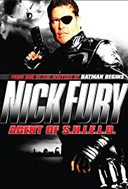 Nick Fury: Agent of Shield (1998) Poster - Movie Forum, Cast, Reviews