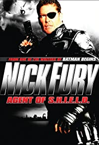 Primary photo for Nick Fury: Agent of Shield