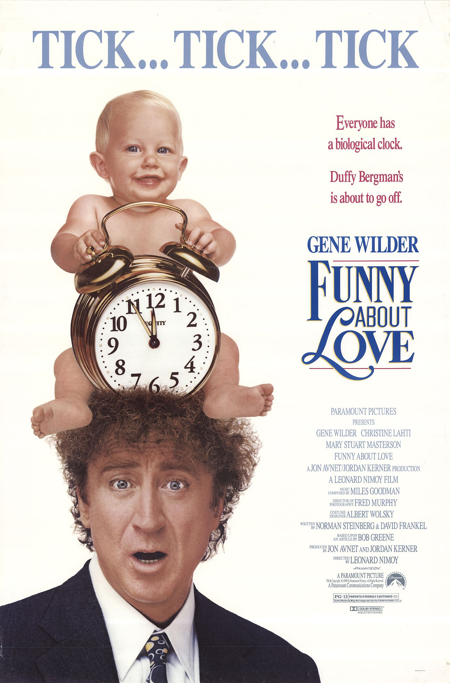 Funny About Love (1990) - IMDb