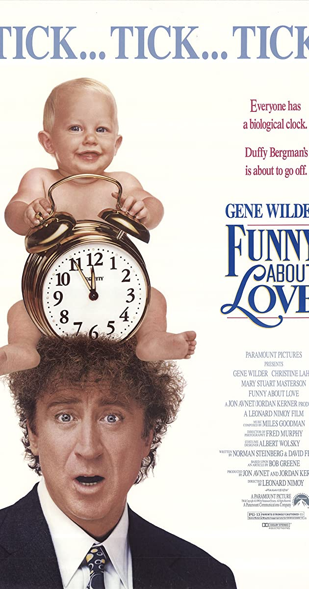 Funny About Love (1990)