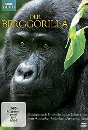 BBC Mountain Gorilla Poster