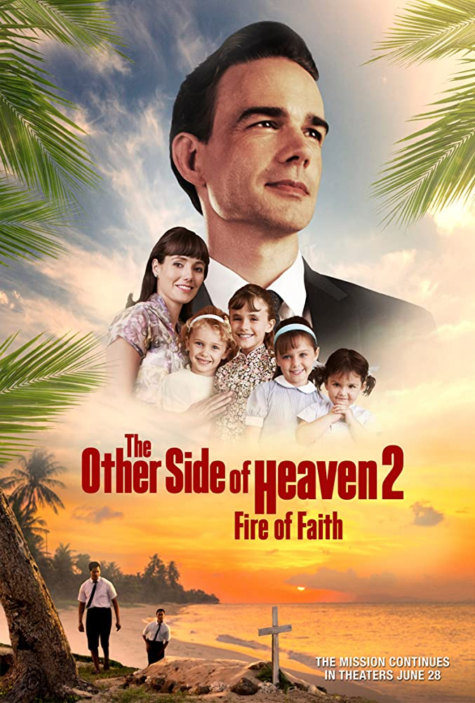 The Other Side of Heaven 2: Fire of Faith (2019) HD CAM