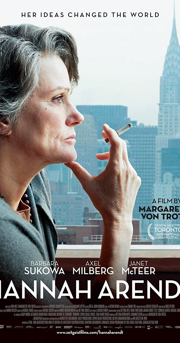 Hannah Arendt (2013) Subtitles